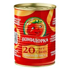 Томатная паста Помидорка 380 гр