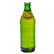 Напиток Лимонад сильногазированный Широкий Карамыш  0,5 л
