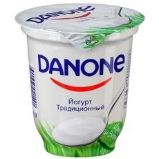 Йогурт Данон натуральный 3,3% 350 гр