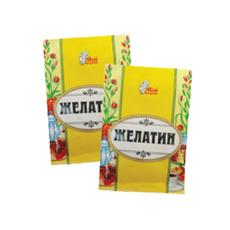 Желатин пищевой 40 шт*10 гр