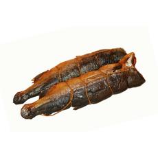 Горбуша горячего копчения без головы Рыбное дело 600 гр