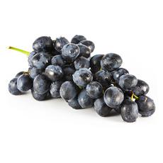 Виноград черный с косточками кг *
