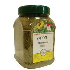 Укроп сухой пл/б Мой продукт Россия 230 гр
