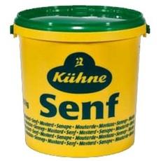 Горчица средне-острая Kuhne 5 кг