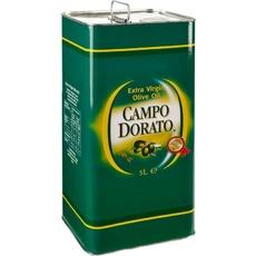 Масло оливковое нераф. EV Campo Dorato ж/б 5 л