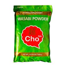 Порошок Wasabi Cho Китай 1 кг