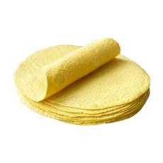 Тортилья пшеничная 8 дюймов сырная 12 шт (Ø 20 см) Черёмушки