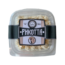 Сыр Рикотта Курцево 250 гр
