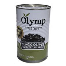 Маслины в рассоле б/к Греция 4,4 кг (сух. вес 2,0 кг)