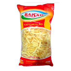 Картофель фри 6 мм Байсад 2 кг