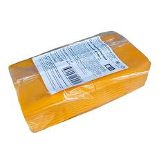 Сыр плавленый ломтевой Сливочный AMBER Владпромсыр ~ 0.5 кг