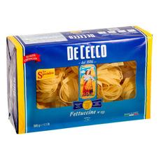 Макаронные изделия De Cecco Fettuccine (Феттучини) №233 500 гр