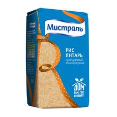 Рис длиннозерный Янтарь Мистраль 900 гр