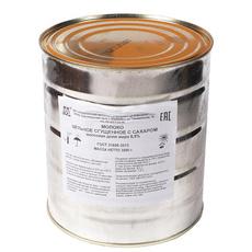 Молоко цельное сгущенное с сахаром СКЗ ГОСТ 31688-2012 3,8 кг