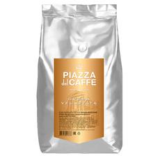 Кофе в зернах Piazza del caffe Крема Velluatata 1 кг