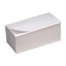 Полотенце V сложение 1 слойные 23 см х 23 см (200 шт) 1 уп
