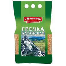 Гречка алтайская Националь 3 кг