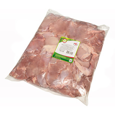 Филе окорочка куриное без кожи зам. пакет Фабрика Птицы ~ 2,5 кг