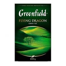 Чай зеленый Greenfield Flying Dragon китайский 200 гр