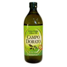 Масло оливковое нерафинированное Extra Virgin Campo Dorato Италия 1 л