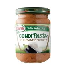 Соус для пасты с баклажанами и рикоттой Berni  130 гр