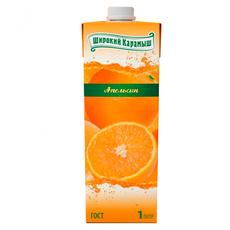 Сок Апельсиновый ГОСТ Широкий Карамыш 0,2 л