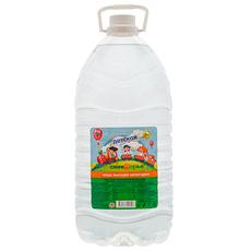 Вода СинеБорье детская негазированная 5 л