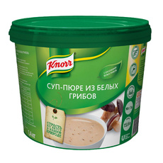 Суп-пюре из белых грибов Knorr 1,4 кг