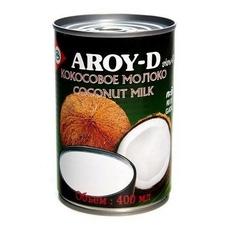 Молоко кокосовое AROY-D 17-19 % 400 мл