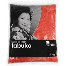 Имбирь маринованный розовый Tabuko 1 кг