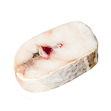 Стейк трески заморозка Рыбное дело 400 гр.