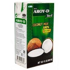 Молоко кокосовое AROY-D Tetra Pak 500 мл