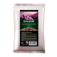 Чай Greenfield Mountain Thyme черный с чабрецом 250 г