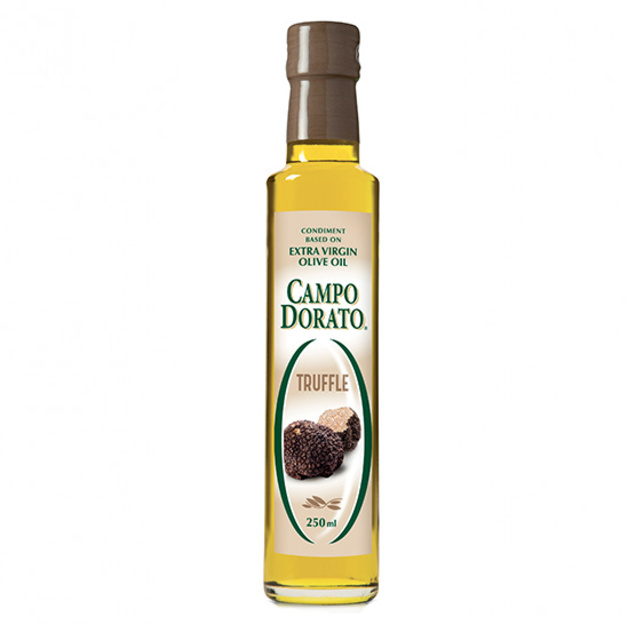 Масло оливковое с ароматом трюфеля  Extra Virgin Campo Dorato 250 мл
