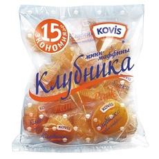 Мини-маффины Kovis клубника Раменский КК 470 гр