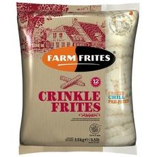 Картофель фри 12 мм волнистый Farm Frites 2,5 кг