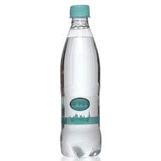Вода минеральная Серафимов Дар газированная ПЭТ 0,5 л