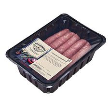 Колбаски нюрнбергские заморозка Чернышихинский МК 1 кг