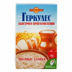 Хлопья овсяные Геркулес Русский продукт 420 гр
