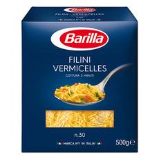 Макаронные изделия Barilla Filini Vermicelles (Филини)450 гр