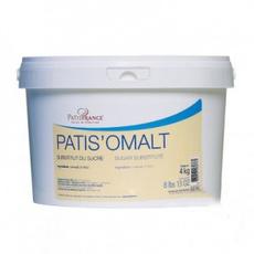Смесь Патизомальт для карамельного декора Пуратос ~ 4 кг