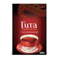 Чай черный гранулированный Принцесса Гита 100 гр