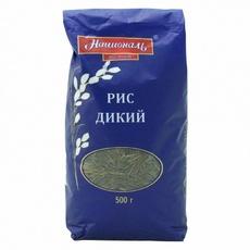 Рис черный ТМ Националь 500 гр