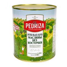 Маслины La Pedriza б/к ж/б Испания 3,1 кг (сух.вес 1,45 кг)