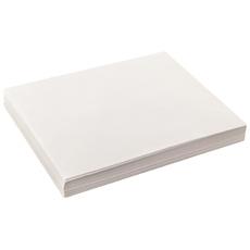 Пергамент для выпечки белый 38 см х 47 см резанный (600 листов) 1 уп