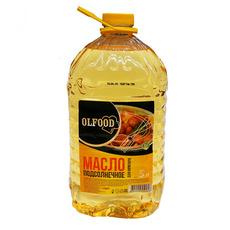 Масло подсолнечное для фритюра OlFOOD 5 л