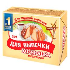 Маргарин «Для выпечки» 75% Хозяюшка 200 гр