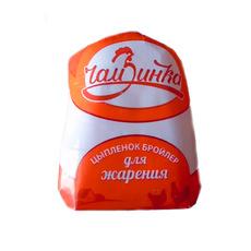 Тушка Цыпленка бройлера (для жарения) заморозка Чамзинка 1,5-1,7 кг