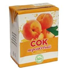 Сок Персиковый Широкий Карамыш 0,2 л