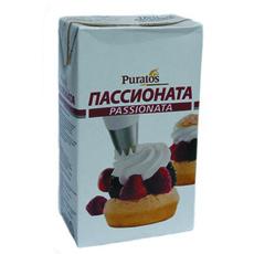 Крем Пассионата на растительных маслах Пуратос 1 л